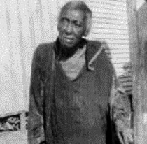 Ann Edwards, former slave in Ft. Worth in 1937