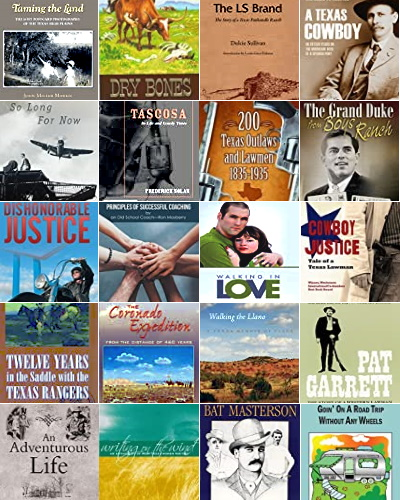 Books about Oldham County Texas People and Places