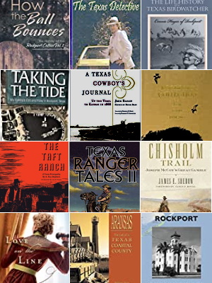 Books about Aransas County People and Places