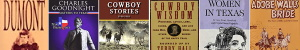 Books about People and Places in Armstrong County Texas