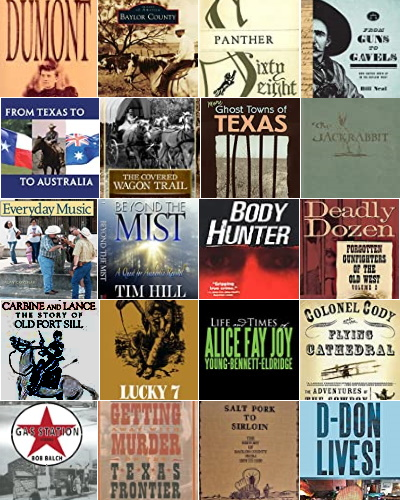 Books about Baylor County Texas