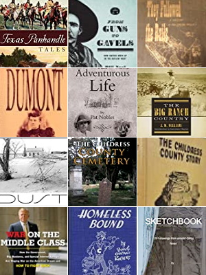 Books about Childress County People and Places