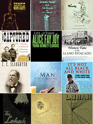 Books about Cochcran County Texas