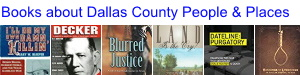 Books about Dallas County People and Places