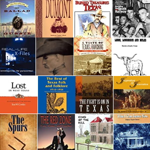 Books about Dickens  County Texas