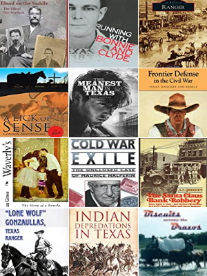 Books about Eastland County People and Places