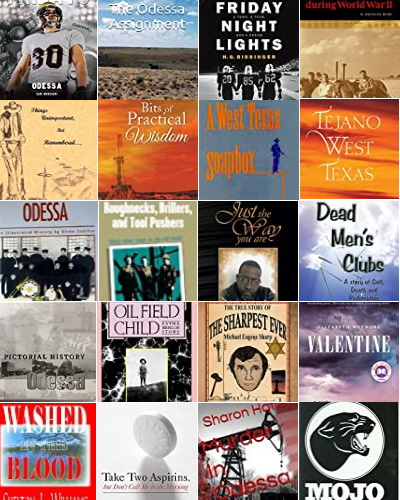 Books about Ector County, Odessa  People and Places