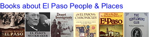 Books about El Paso Texas People & Places