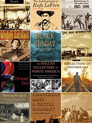 Books about Gray County Texas