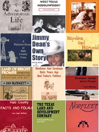Books about Hale County Texas People and Places