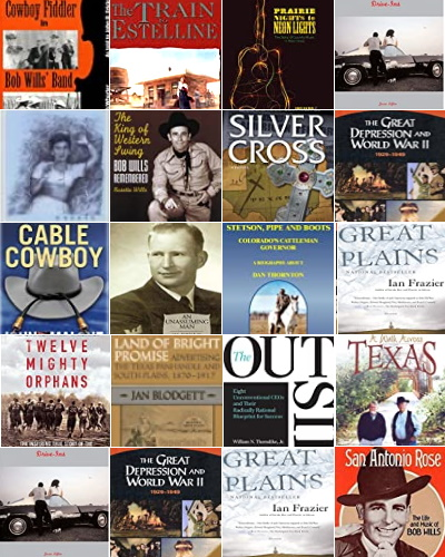 Books about Hall County Texas