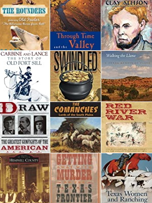 Books About Hemphill County Texas People and Places