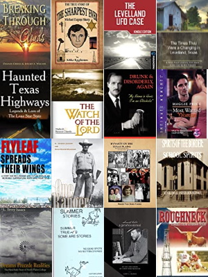 Books about Hockley County Texas People