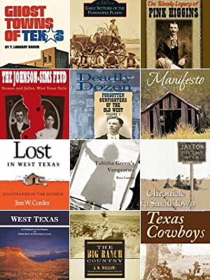 Books about Kent County Texas People and Places