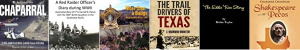 Books about Midland, Chub, Cotton Flat, Greenwood, Spraberry, Dameron City and Germania Texas