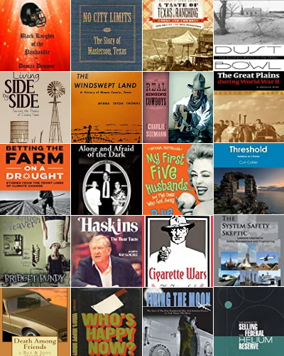 Books about People from Moore County Texas