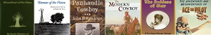 Books about Ochiltree County Texas  People and Places