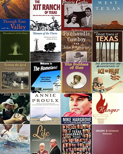 Books about Ochiltree County Texas