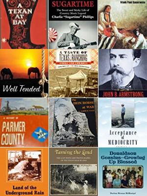 Books about Parmer County Texas