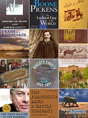 Books about Roberts County Texas