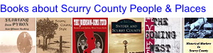 Books about Scurry County Texas People and Places