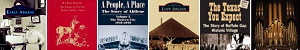 Books about Abilene, Tuscola, Tye, Buffalo Gap, Impact, Lawn, Merkel or Trent Texas.