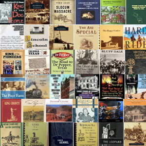 Books about Texas - County by County