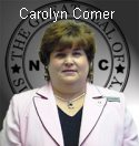 Surry County Register of Deeds Carolyn Comer