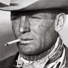 The First Marlboro Man
