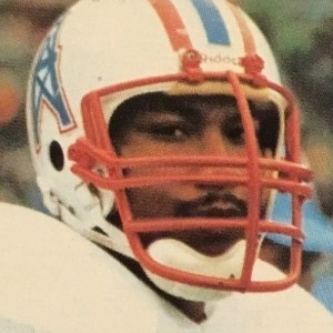 Daryl Hunt w Houston Oilers