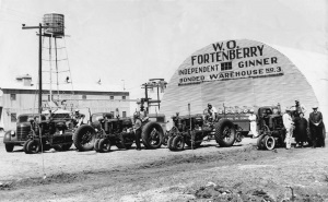 Gin in New Deal Texas 1930