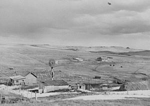 Garfield County Montana Sheep ranch 1942 Charles McKenzie