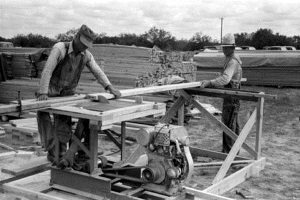 Gas Powered Saw Sinton Tx 1940