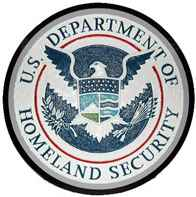 Homeland Security Insignia