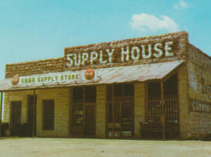 King County Texas 666 Ranch Supply House