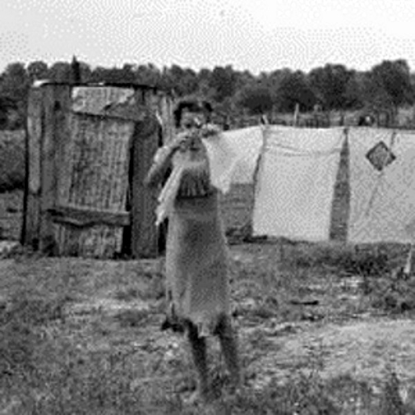 Laundry Day in 1939