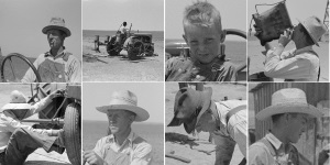Life on the Farm in Crosby County Texas 1939
