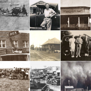 Life in Gray County Texas 1850-1950