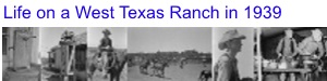 West Texas Ranch 1939