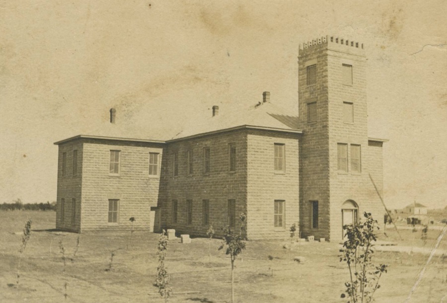 Lockney Christian College, Lockney Texas 1894 - 1918