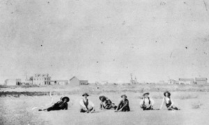 Lubbock Texas in 1890