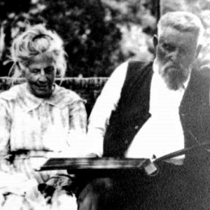 Molly and Charles Goodnight