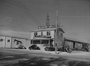 Mid-Continent Supply Co. Odessa Texas in 1942