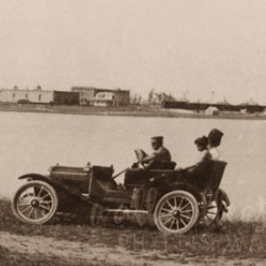 Plainview Lake, Plainview Texas in 1913