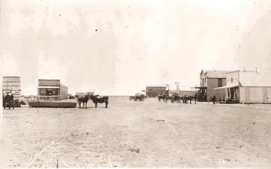 Plainview Texas in 1890