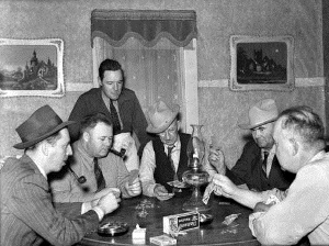 Poker game Amarillo Tx 1939