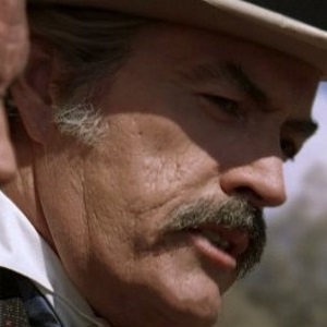 Powers Boothe in Deadwood