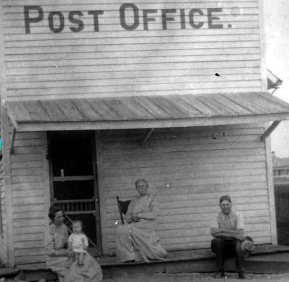 Richardson Texas Post Office 1910