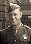 Lt Col Roy H Elrod in uniform