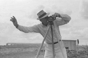 Surveyor Sinton Tx 1939